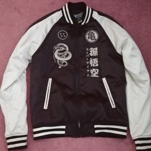 Dragon Ball Z Goku Jacket